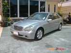 MERCEDES-BENZ S-CLASS 3.2 AT ปี 2001