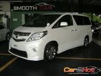 TOYOTA ALPHARD 2.4 AT ปี 2010