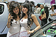 Pretty Girl The 30th Bangkok International Motor Show2009
